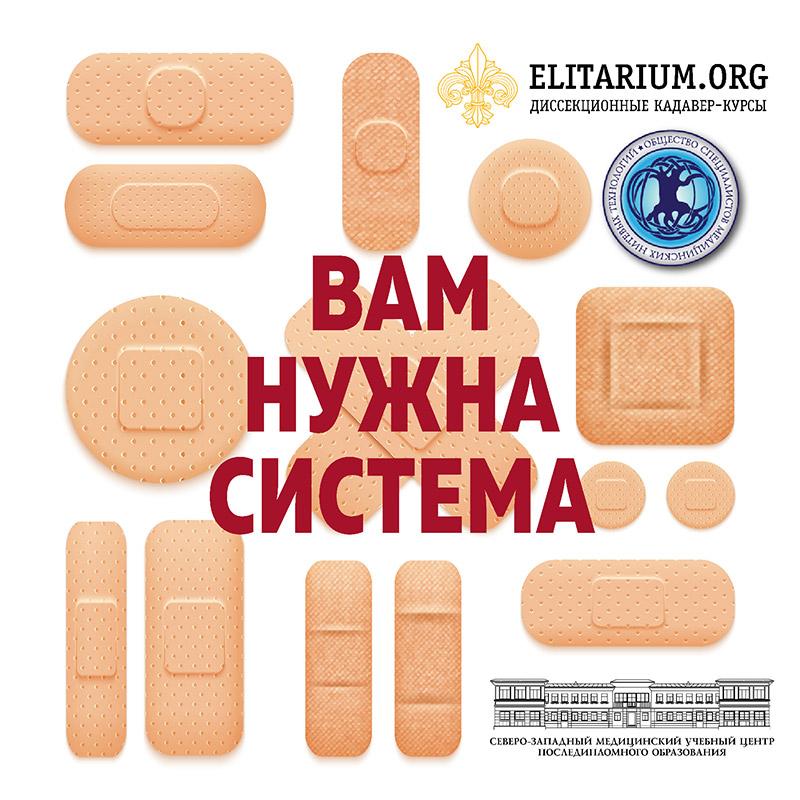 Фундаментальный анатомический кадавер-курс по хирургической и вариативной анатомии для врачей-косметологов в Санкт-Петербурге