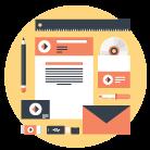 Схема разработки рекламной идеи